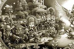 Incredible Drawings By Joe Fenton | Just Imagine - Daily Dose of Creativity