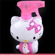 Hello Kitty spray bottle