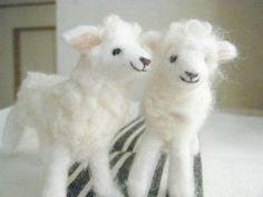 2015年『羊年』だからこそ羊毛フェルトで正月を飾ろう - NAVER まとめ