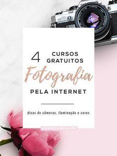 4 cursos gratuitos de fotografia pela internet Photography Lessons, Photography Editing, Photography Tutorials, Photo Editing, Facebook Marketing, Digital Marketing, Fotografia Tutorial, Photos Tumblr, Blog Love