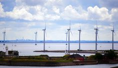 Denmark Just Ran Their Entire Country on 100% Wind Energy