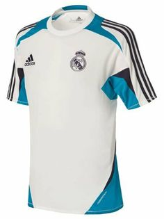adidas Real Madrid Training Jersey 2012-13 adidas. $43.99