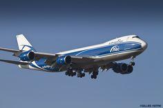 https://flic.kr/p/ryWVP8 | LFPG 11 fevrier 2015 Boeing 747 Air Bridge Cargo VQ-BLR