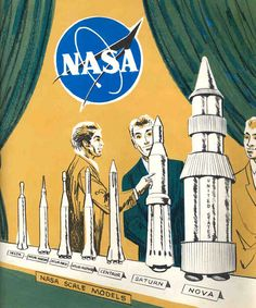 NASA Scale Models