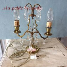 Fonte fer-rétro ancien vintage rosace plafond lumière glande hanging light rose bride