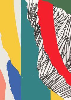 Plus - marissa Abstract Pattern, Pattern Art, Abstract Art, Inspiration Art, Art Inspo, Modern Art, Contemporary Art, Photocollage, Art Et Illustration