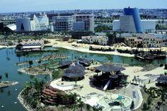 Expo Siviglia 1992, Vista del sito espositivo (Collezione privata)