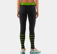 Women's UA ColdGear® Slash Tights | 1232385 | Under Armour US    Mom -- for running outside