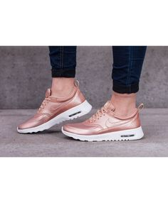 more photos c3f88 5b8f1 Buy the latest fashion Nike Air Max Thea SE Metallic Red Bronze Summit  White Elm Women s Shoes to enjoy the Cheapest price.