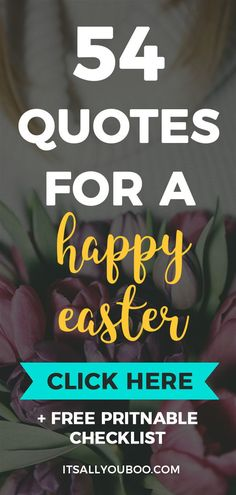 54 Inspirational Happy Easter Quotes and Spring Sayings Wish Quotes, Good Life Quotes, Funny Quotes, Can You Feel It, How Are You Feeling, Happy Easter Quotes, Spring Quotes, Easter Wishes, Garden Quotes