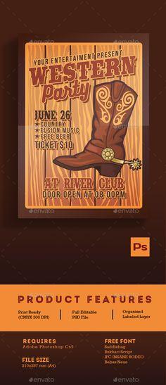 Punk Rock Show Flyer Tamplate Pinterest Concert Flyer Flyer