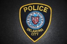 Oklahoma City Police Patch, Oklahoma County, Oklahoma.  My brother is an OKC Police Department