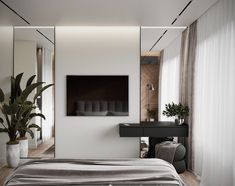VK is the largest European social network with more than 100 million active users. Room Design Bedroom, Bedroom Layouts, Small Room Bedroom, Room Ideas Bedroom, Home Room Design, Home Decor Bedroom, House Design, Modern Luxury Bedroom, Modern Home Interior Design