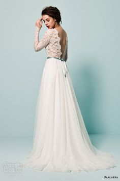 Daalarna Couture 2015 Wedding Dresses — Pearl Bridal Collection | Wedding Inspirasi