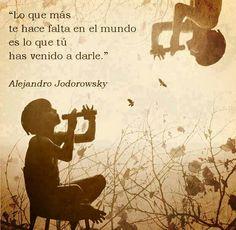 El mundo #AlejandroJodorowsky