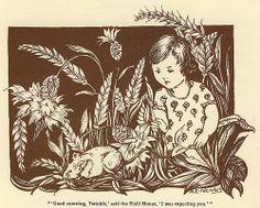 Alice E. Newby illustration by ElfGoblin, via Flickr
