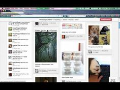 How to Use Pinterest Tutorial by #MyBusinessPresence - via GPRL 6202 Moodle Forum