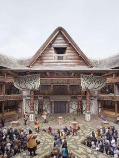 Shakespeares Globe : Lee Mawdsley