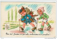 Postcards > Topics > Illustrators & photographers > Illustrators - Signed > Goujeon - Delcampe.net