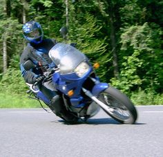 BMW F650 ST with what looks like a Funduro screen