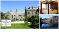 Award-winning Lake District escape for two including breakfast – stay at the magnificent Winder Hall, dating back to the century 11th Century, Lake District, Castles, Dating, Mansions, Country, House Styles, Breakfast, Mansion Houses