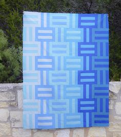 Water,Waves Quilt