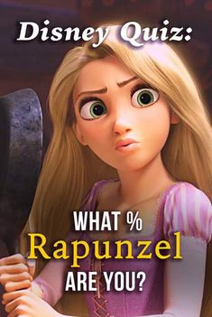 Tangled Quiz: What % Rapunzel Are You? Tangled Quiz: What % Rapunzel Are You? Test Disney, Quiz Disney, Disney Parks, Disney Mode, Film Disney, Disney Songs, Disney Trivia, Princess Quizzes, Disney Princess Facts