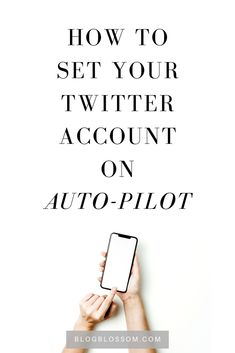 If you're looking to promote your blog posts stay active on Twitter, here is a great way to set your tweets on autopilot for free so you can have more time to spend creating content and improving your business. | automate your tweets | automate your twitter | tweet schedule | social media | IFTTT | blog promotion | twitter automation | social media tools #blogging #bloggingtips #socialmedia #blogpromotion #twitter #twittermarketing #socialmediamarketing #socialmediatips #bloggingtools