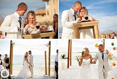 tying the knot ceremony Ally & Tyler   Carillon Wedding® » Rae Leytham Photography
