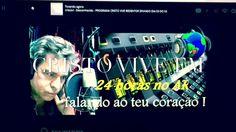 Nova página CRISTO VIVE FM
