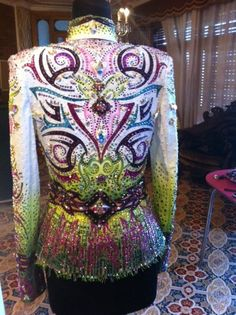 The most stunning WP jacket ever.  Love this!