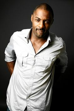 British actor Idris Elba made a name for himself in the U. Elba plays the opposite end of the crime-TV spectrum: a devoted—but tortured—cop. Idris Elba, British Men, British Actors, Tall Dark Handsome, Actor Idris, Dapper Men, How To Look Better, Better Half, Good Looking Men