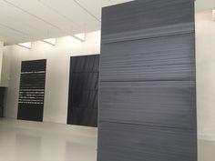 Soulages, Musée Fabre Montpellier - Mars 2016