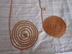 machine embroidered textile speakers