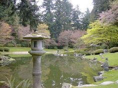Nitobe Memorial Garden by BC Robyn, via Flickr