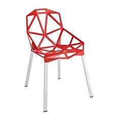 Contempo Chair in Red