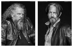 Sons of Anarchy Cast Portraits