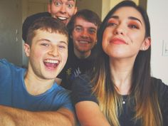 Graser, Parker, HBomb, Shubble  It's the best group except for it's missing Will/Kiingtong