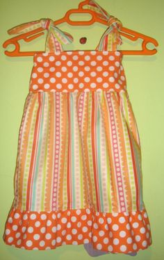 Little girls tunic/dress/top tutorial (Tunic Top Tutorial)