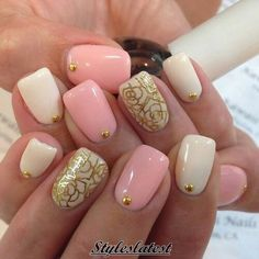 60 gorgeous nail art designs that you will really love - Styles latest