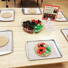 """""""Can you create a poppy?"""" invitation to create with loose parts in honour of Remembrance Day this month. Developing our understanding of… Kindergarten Learning, Teaching Kids, Remembrance Day Activities, Finger Gym, Eyfs Classroom, Anzac Day, Stem Activities, Fireworks, Homeschooling"""