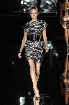 Dolce & Gabbana at Milan Fashion Week Fall 2007 - Runway Photos