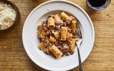 Bolognaise italienne – Savourer par Geneviève O'Gleman Tofu Recipes, Cooking Recipes, Pasta, Easy Weeknight Meals, Bolognese, Italian Recipes, Spaghetti, French Toast, Clean Eating