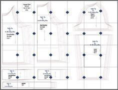 Free Sewing pattern: Raglan top for women. Download the Free printable PDF sewing pattern for women #sewing.