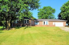 Country living at its finest! Newly updated with new carpet, tile, countertops, all new bathrooms, all new windows and sliding doors and lighting. Just a few minutes outside of Bolivar on a chip and seal road with an all brick basement/rock home with 3 bed 3 bath with what could be 5 bedroom. Mature trees on 5 acres m/l with a large deck and basement set up for entertaining. Large eat in kitchen with an abundance of cabinets and an island with additional storage. A gorgeous rock two sided…