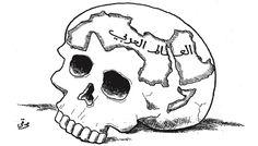كاريكاتير جريدة أخبار الخليج (البحرين)  يوم الثلاثاء 3 مارس 2015  ComicArabia.com  #كاريكاتير