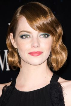Emma Stone Makeup, Emma Stone Hair, Holiday Hairstyles, Spring Hairstyles, Maquillaje Emma Stone, Actress Emma Stone, Pretty Redhead, Hot Hair Colors, Hair Heaven
