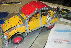 This was the BC Meccano Modellers second year at the show and we had a very good turnout with lots of questions and favourable remarks from the visitors which were handled by six of us manning the. Maker Faire, Old Toys, Vancouver, Baby Strollers, Pictures, Vintage, Baby Prams, Photos, Photo Illustration