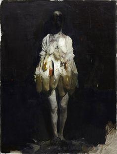 Мрачная живопись итальянского художника Николы Самори - 12