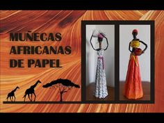 AFRICANAS DE PAPEL - YouTube